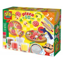 SES Modelaj - Set pizza