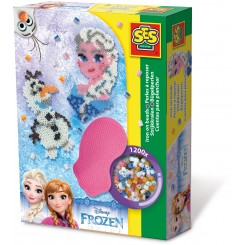 SES Beedz - Set margele - Disney Frozen (1200 buc)