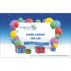 Card cadou 100 RON - Hands On Education