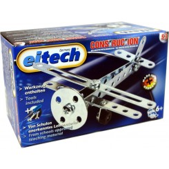 Set constructie metalica - Mini Avion