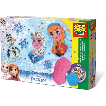 SES Beedz - Set margele - Disney Frozen (1900 buc)