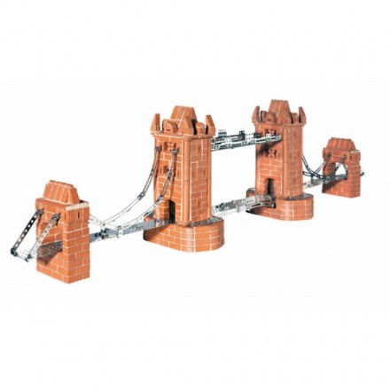 Set de constructie mixt - Tower Bridge (Eitech - Teifoc)
